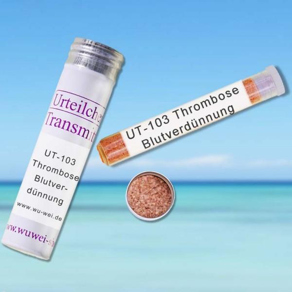"Thrombose / Blutverdünnung ""UT-Transmitter"""
