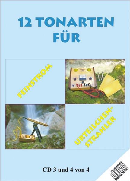 Winklhofer - Feinstrom Musik 12-Tonarten (4 CDs)