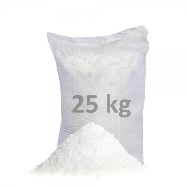 Urteilchen-Kristallsalz 25 kg feinst gemahlen