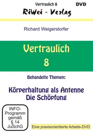 Richard Weigerstorfer - Vertraulich 8 (DVD)