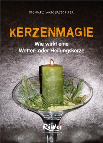 Richard Weigerstorfer - Kerzenmagie (Broschüre)