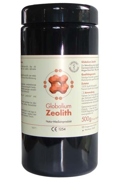 Zeolith 500g - Natur-Medizinprodukt