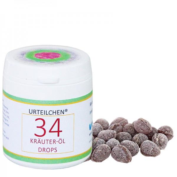 34 Kräuter-Öl Drops 40 g