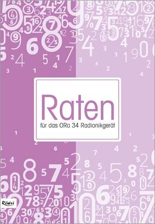 Lena Lieblich - Raten für das ORa 34 Radionikgerät
