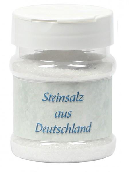 Salzstreuer mit Steinsalz aus Deutschland 250 g