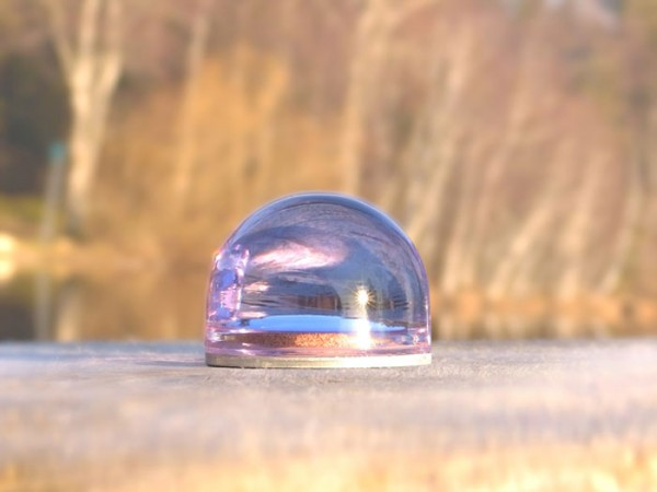 Urteilchen Linse - Meditationshilfe