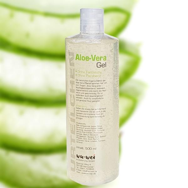 Urteilchen Aloe-Vera Gel 500 ml