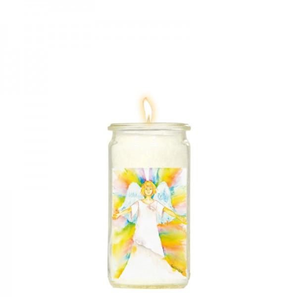 Herzlicht-Kerze Erzengel Gabriel 13 x 6 cm