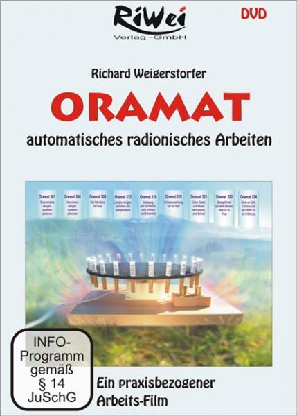 Richard Weigerstorfer - ORAMAT - Automatisches radionisches Arbeiten (DVD)