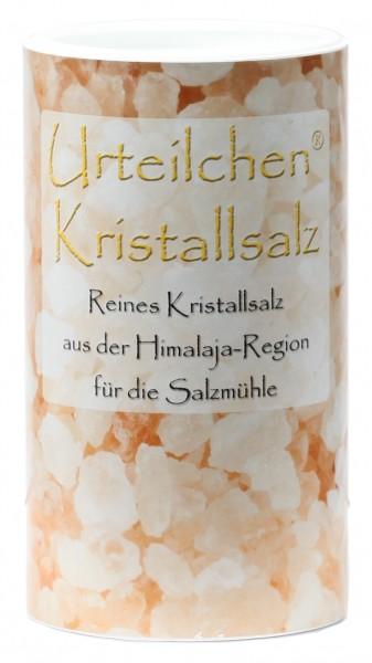 Urteilchen Kristallsalz Granulat 1 kg in der Membrandose