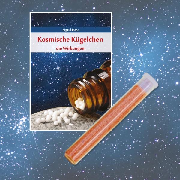 Transmitter-Set -kosmische Kügelchen- inkl. Buch