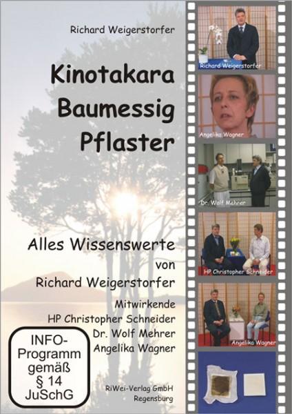 Richard Weigerstorfer - Baumessig-Pflaster (DVD)