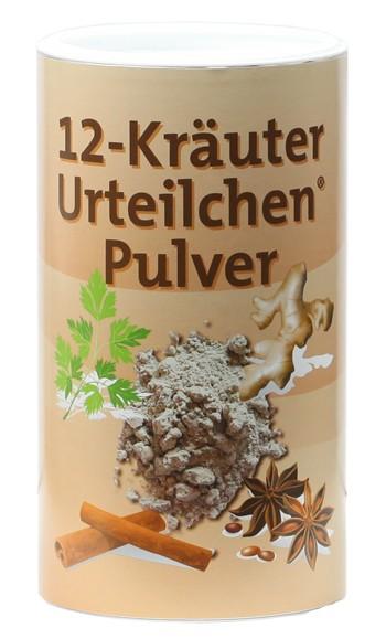 12-Kräuter Urteilchen-Pulver 350 g