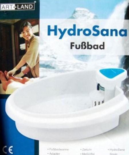 HydroSana Fußbad