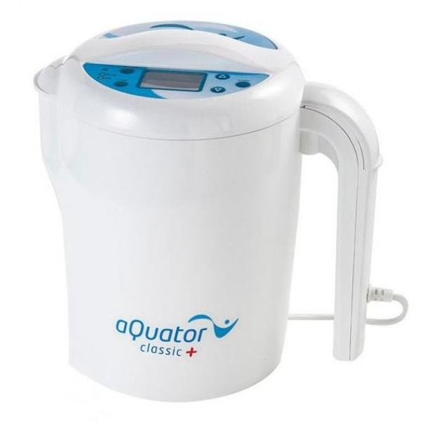aQuator Classic Silver 3 Liter