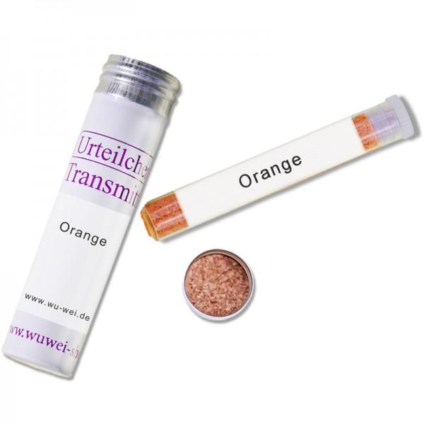 Farb-Transmitter- orange