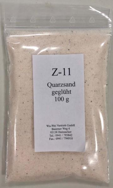 Quarzsand geglüht 100 g