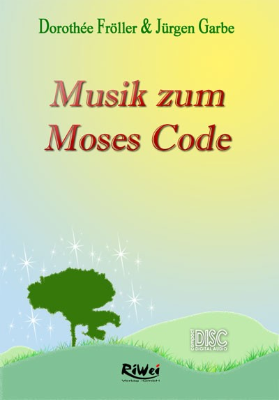 Dorothée Fröller & Jürgen Garbe - Musik zum Moses Code (CD)