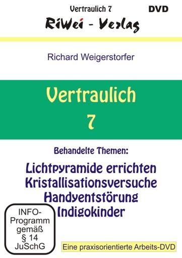 Richard Weigerstorfer - Vertraulich 7 (DVD)