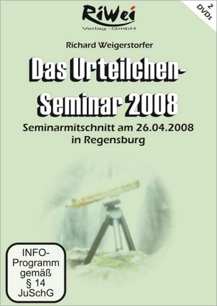 Richard Weigerstorfer - Das Urteilchen-Seminar 2008 (2 DVDs)