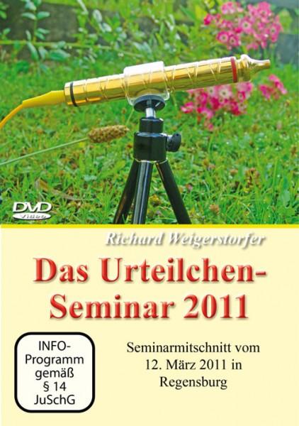 Richard Weigerstorfer - Das Urteilchen-Seminar 2011 (2 DVD)