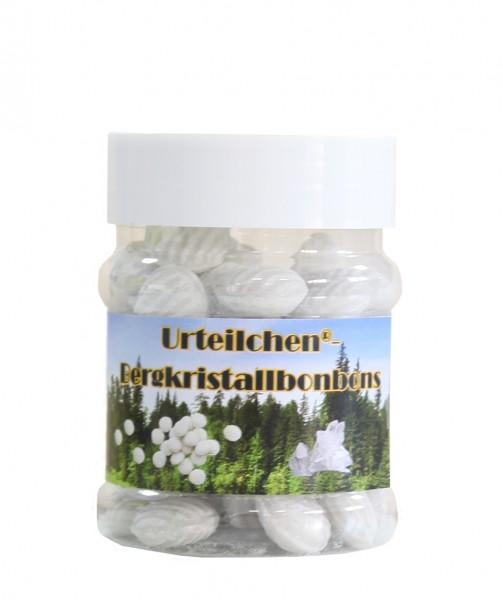 Urteilchen-Bergkristallbonbons 150 g