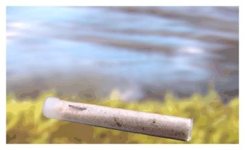 Urteilchen-Wasseraktivator klein