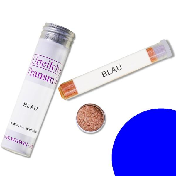 Urteilchen-Transmitter - Heilfarbe BLAU - Farbtransmitter