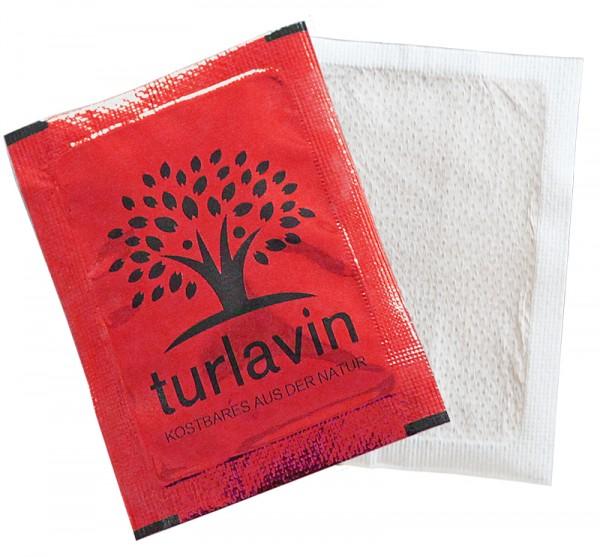 Turlavin Baumessig-Pads mit Grapefruitkernextrakt (Test-Pack mit 2 Pads)