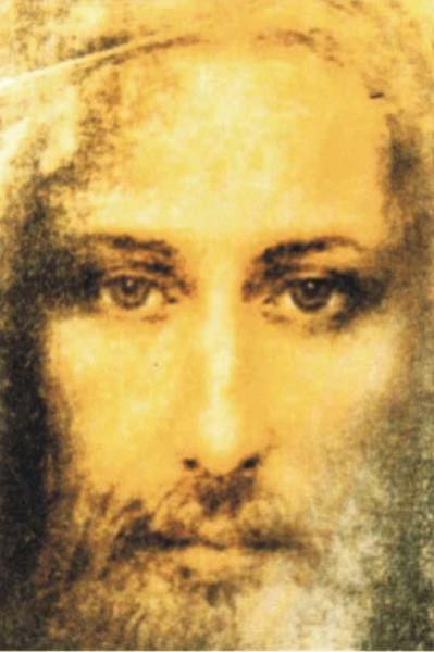 Jesus Grabtuch 5x7 cm (10 Stück)