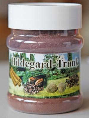 Hildegard Trunk 90 g ohne Rohrzucker