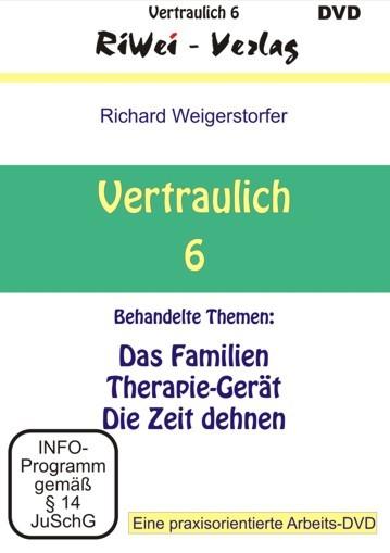Richard Weigerstorfer - Vertraulich 6 (DVD)