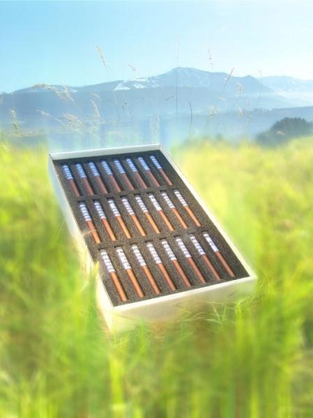 ORAMAT Komplett-Set mit 24 informierten Transmittern