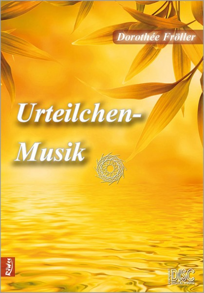 Dorothée Fröller - Urteilchen-Musik (CD)