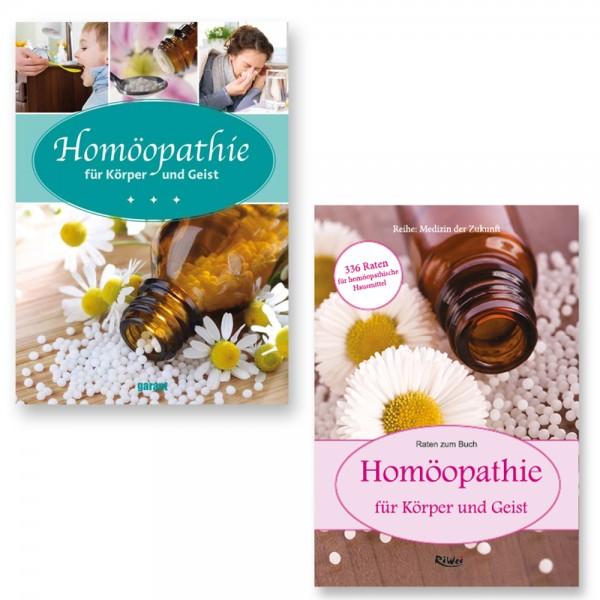 Homöopathie für Körper und Geist + Ratenheft