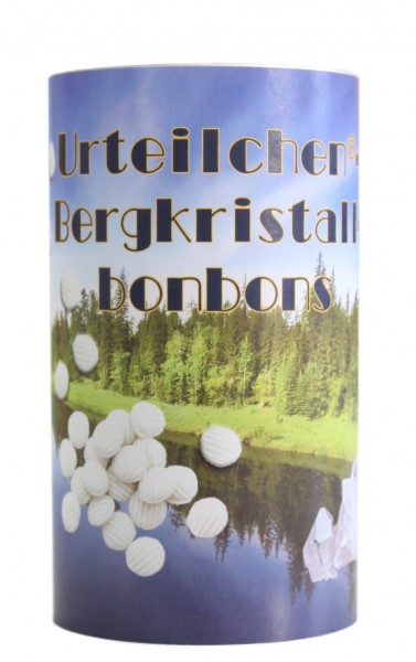 Urteilchen-Bergkristallbonbons 800 g