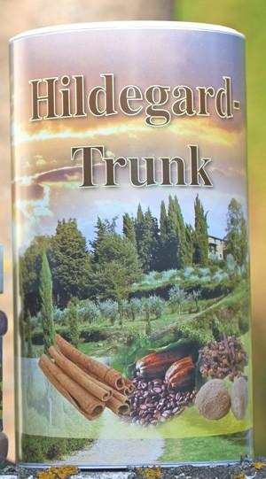 Hildegard-Trunk 500g ohne Rohrzucker