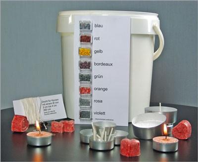 Kerzengieß-Set