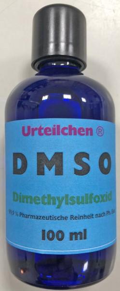 Dimethylsulfoxid (DMSO 99,9 %, Ph. Eur.) 100ml
