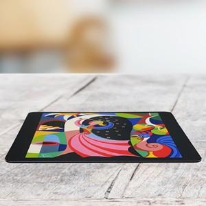 """Mousepad """"Goldmarie"""" 22 x 20 cm"""