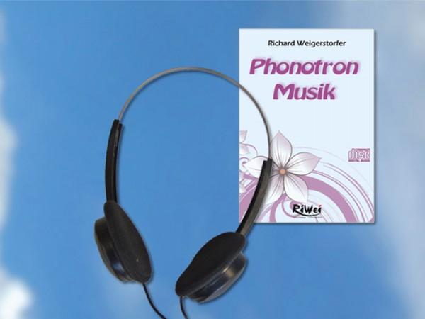 Urteilchen-Phonotron inkl. Musik-CD