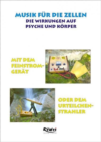 Richard Weigerstorfer - Musik für die Zellen (Broschüre)