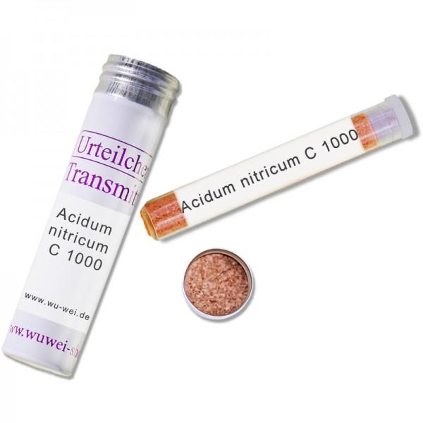 Acidum nitricum C-1.000 (UT-Transmitter)