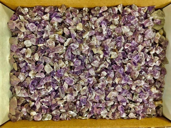 Amethyst Splitt ca 1 cm (1 kg)