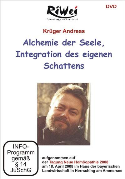 Andreas Krüger - Alchemie der Seele (DVD)
