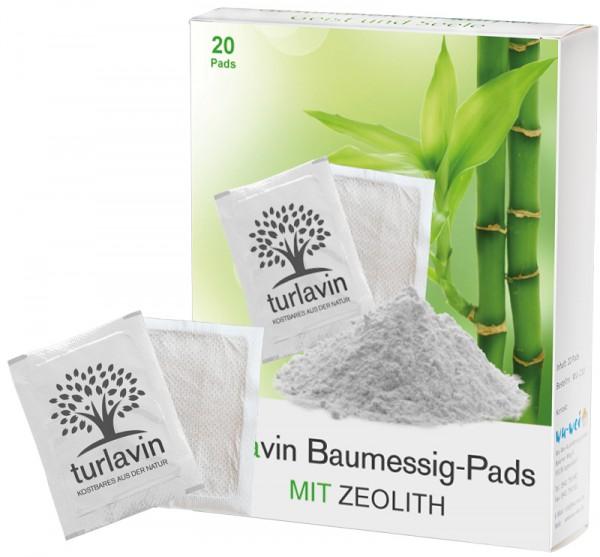 Turlavin Baumessig-Pads mit Zeolith (Pack mit 20 Pads)