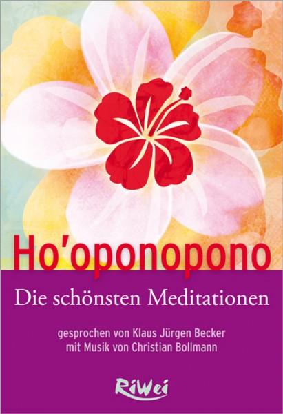 Klaus Jürgen Becker / Christian Bollmann - Ho'oponopono - Die schönsten Meditationen (2 CDs)