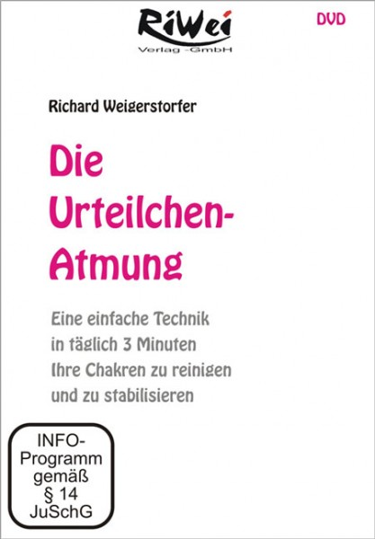 Richard Weigerstorfer - Die Urteilchen-Atmung (DVD)