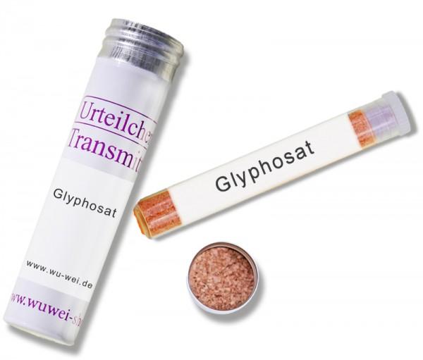 Glyphosat - Urteilchen Transmitter