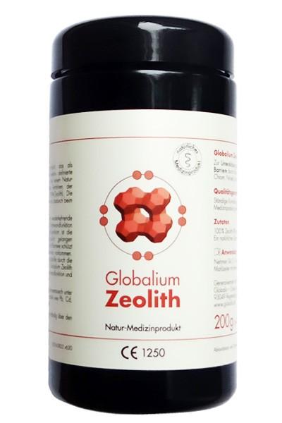 Zeolith 200g - Natur-Medizinprodukt
